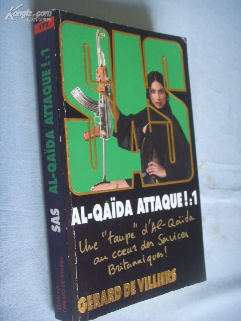法文原版          基地组织的攻击  Al-Qaïda attaque !:1