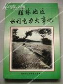 桂林地区水利电力大事记