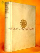【霍布森签名】【全球限量25部全牛皮豪华版】1925年1版《中国晚期陶瓷/清代瓷器》—170件陶瓷艺术品 日本羊皮纸