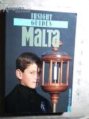 MALTA(马耳他)——英文原版,铜版纸彩印