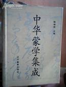 中华蒙学集成(精装16开、护封好)