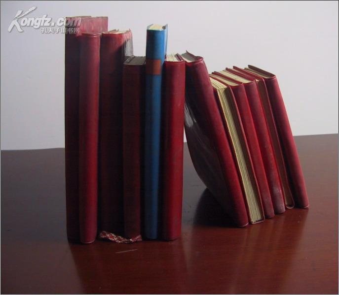 袁承恩笔记12本(手稿,工作笔记、会议记录等,见描述)