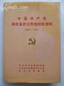 中国共产党湖北省武汉市组织史资料(一下)