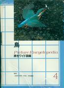 买满就送  日文版本 原色鸟类图鉴