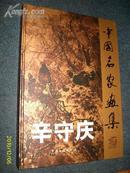 中国名家画集辛守庆(2008年精装8开1版1印 有函盒)