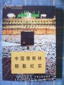中国穆斯林朝觐纪实(一版一印 非馆藏 9.5品)