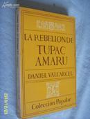 西班牙文原版         民國老版本   La Rebelion de Tupac Amaru