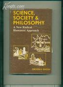 科学社会和哲学(外文原版书)