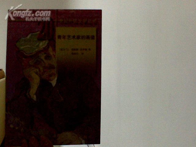 青年艺术家的画像——20世纪外国文学丛书(1版1印)