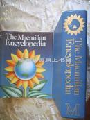 英文原版         麦克米伦百科全书  The Macmillan Encyclopedia 1376页 彩图 精装 厚册