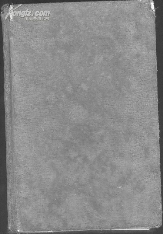 民国英文书----CORRECT ENGLISH FIRST COURSE 内有近10幅有关英国历史的插图以及约十张草稿 精装本