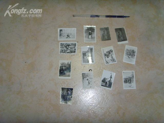 一堆小一寸》文泉老照片303-6(6