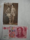 民国两个华侨富女老照片