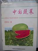 《中国蔬菜》杂志(1994全年1--6期双月刊)