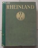 1925年外文画册《RHEINLAND》