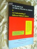 英文原版  in Search of an Ideal Political Order & an Understanding of Different Political Cultures