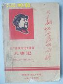 天翻地覆慨而慷--无产阶级文化大革命大事记(1963.12—1967.10)