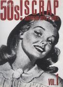 50年代美国广告图案资料集 卷一 男孩女孩