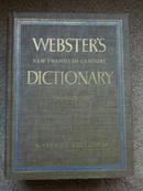 美国原装进口辞典 WEBSTER\S NEW TWENTIETH CENTURY DICTIONARY OF THE ENGLISH LANGUAGE