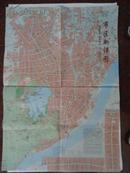 [地图]杭州市交通旅游图(1997年1版1印)