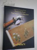 2008年.精装.香港《苏富比:乾隆腰刀.瓷器.玉器》精品拍卖