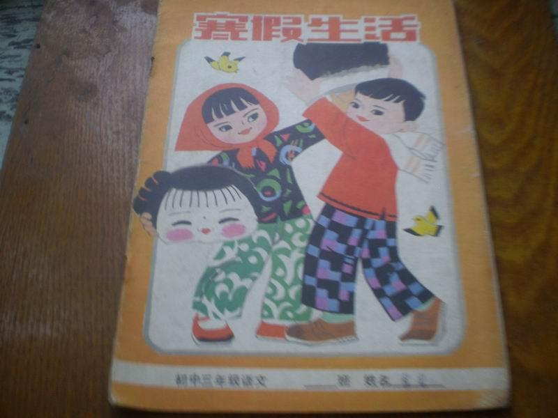 《寒假生活》初中三年级语文