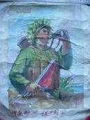 文革宣传画原稿(39x27cm水粉)