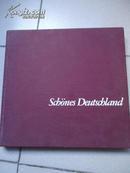 美丽的德国(Schönes Deutschland,Beautiful Germany,La belle Allemagne )外文原版精装画册