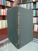 The Properties of Matter----Mcewen  民国11年 精装 英文版