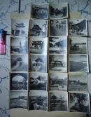 老照片北京万寿山风景(50,60年代照片22张)转轮藏,排云门,廊如亭,知春亭,十七孔桥,佛香阁,玉带桥等