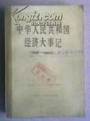 中华人民共和国经济大亊记