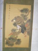 姚桂元:画:鹰/山东省美术家协会会员,国家一级美术师