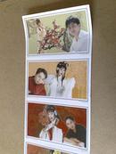 牡丹邮资明信片 2000(10)0354(6-1)-(6-6)连体片!画面是许宁生饰林黛玉、白素贞、等剧照