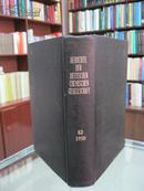 英文版(JOURNAL OF BACTERIOLOGY)《美国细菌学月刊》50卷1950年