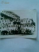 老照片;鄂州师范八五0班毕业合影[87.6.25.]