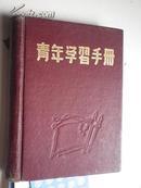五十年代:青年学习手册:笔记本、有插图