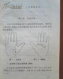 手掌诊病基础图解