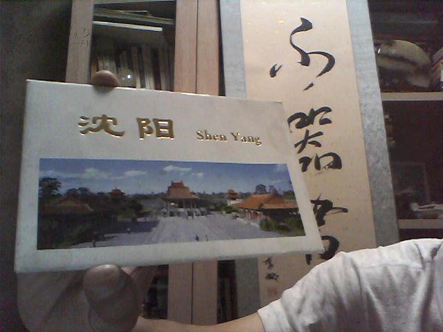 明信片--沈阳(8张带护封)【包邮挂刷】