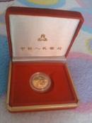2000年生肖龙彩金币