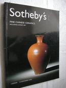 伦敦苏富比   2002年11月13日    中国重要瓷器&艺术品 专场