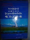 西藏自治区电力工业志