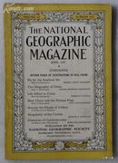 难得好品《美国国家地理》1927年6月号(中国特刊,百余张珍贵旧影)