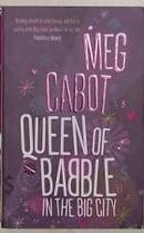 英文原版 Queen of Babble in the Big City by Meg Cabot