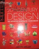 米勒的20世纪的设计 Miller\s 20th Century Design:包括陶瓷,玻璃,家具,钟表,银器,雕塑,纺织品,珠宝,