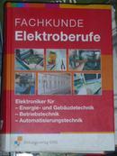 电子技术基础 Fachkunde Elektroberufe(德语原版)