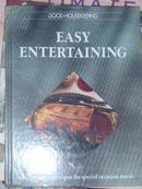 Easy Entertaining(英文原版食谱)