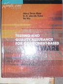 软件基础结构测试 Testing and Quality Assurance for Component-Based Software(英文原版)