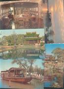 明信片:南湖8张(带封套背是明信片格式)