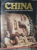 China: Mit allen Provinzen, Tibet und der Inneren Mongolei(德语原版,介绍中国各地人文风光历史)