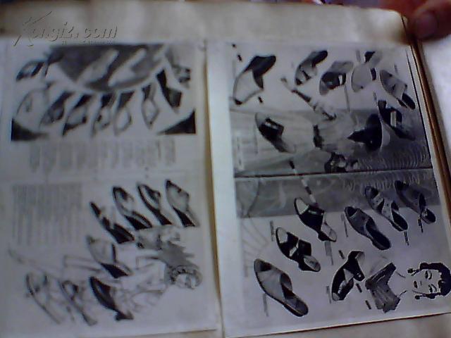 民国时期国内外皮鞋老照片· (民国时期)·--134张